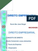 Adm- Direito Empresarial