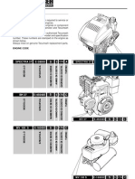 Tecumseh Service Repair Manual Europa Engines