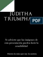 Juditha Triumphans