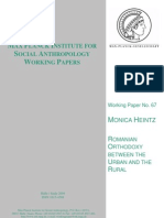 Heintz Urban Rural Orthodoxy Mpi Eth Working Paper 0067