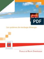 Les systèmes de stockage d'énergie