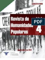 Revista de Humanidades Populares vol. 4