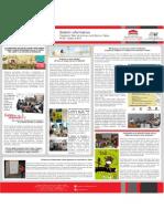 Boletín informativo 001