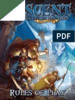 Descent Rulebook ENG