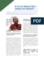 Ecuador Un Blanco Facil Para Los Hackers