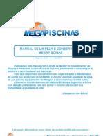 Manual Limpeza Piscina