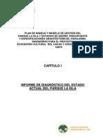 CAPITULO I INFORME DIAGNÓSTICO PALI