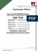 Filtomat M100-6800_GRP