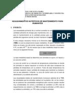 Nutricion Para El Mantenimiento y Aumento de Peso de Rumiantes- 2012222
