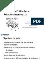 03 - Modelo de Entidades e Relacionamentos (1)