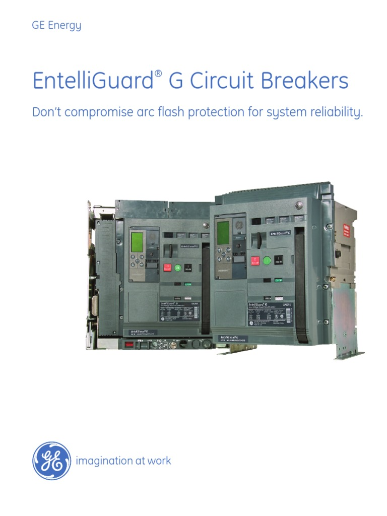 Ge Circuit Breakers Fuse Electrical Switch How Does Breaker Work
