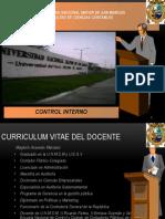 1. La Administracion y El Control