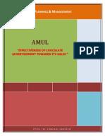 Amul Sales