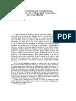 José Martí  y  El existencialismo