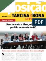 Informativo Tarcisa e Bona UFPR pra Valer ! Nº 08 - Debates