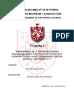 proyecto terrapuerto usmp