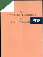 Historical Society of Pennsylvania CA 1930