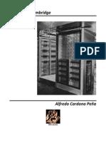 006 - La Niña de Cambridge - Alfredo Cardona Peña -