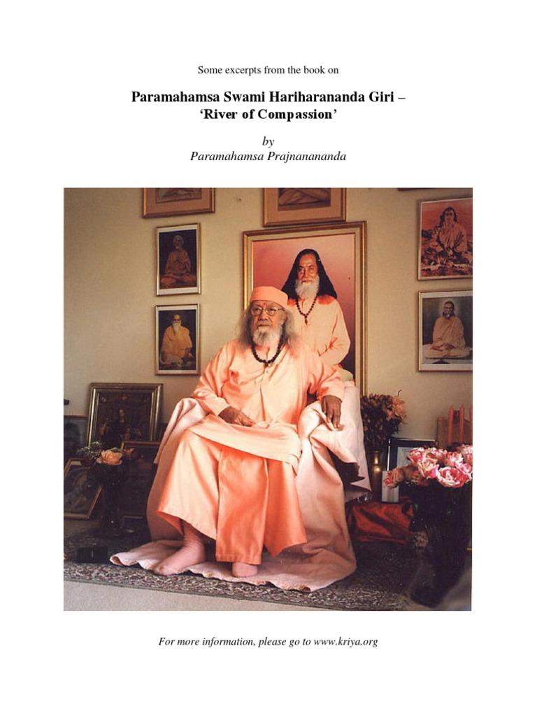 66536785 Paramahamsa Prajnanananda Paramahamsa Hariharananda