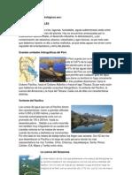 Nuestros recursos hidrológicos