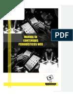 manual de contenidos periodísticos con sugerencias