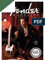 Fender Mazazine