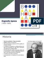 Bauhaus 2 Etapa