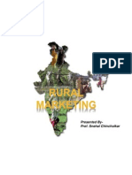 Rural Marketing - 1