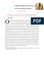 Meles Development Paraidm1