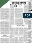 Indian Express 07 September 2012 10