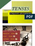 Tense English Grammar