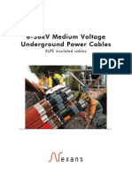 Underground Power Cables Catalogue 03-2010