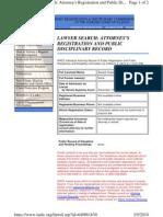 Obama Illinois Attorney Registration