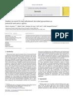 Pyrazolines as anticancer