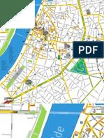 Antwerp City Map