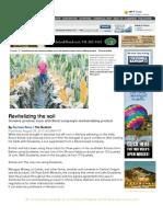 US Rare Earth Minerals, Inc. - Bend Bulletin Article 8-26-2012