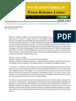 US Rare Earth Minerals, Inc. - 6/29/2010 Tim Phillips Press Release