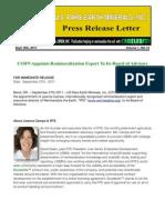 US Rare Earth Minerals, Inc. - USREM Press Release 09-27-2011