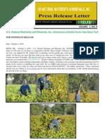 USREM Press Release 10-05-2010