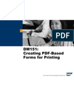 Creating PDF-Based Forms for Printing New