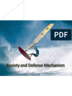 Anxiety and Defense Mechanism