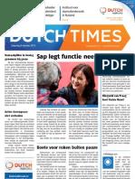 Dutch Times 20121006