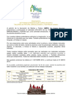 AMPA Colegio Aguanaz Entrambasaguas 2012-2013