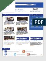 AIESEC UUM Newsletter 2012 Volume 4 Issue 1
