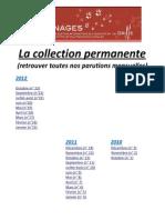 Griffonnages _ La Collection Permanente 23
