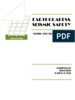 seismic safe design principles