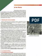 Urbanismo de La Ciudad de Roma