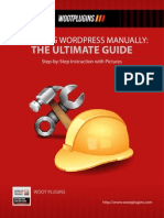 Installing WordPress Manually the Ultimate Guide