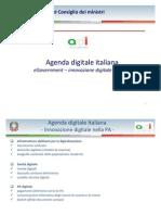 Agenda Digitale Innovaione Governativa