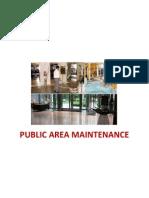 Lesson 4 Hotel Public Area Maintenance